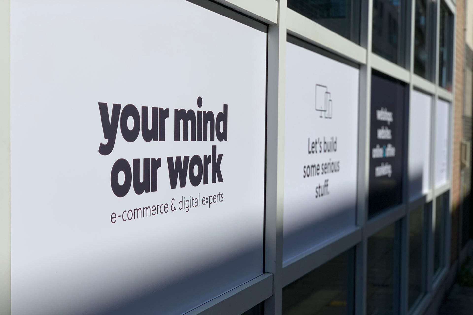 Your Mind Our Work over ons
