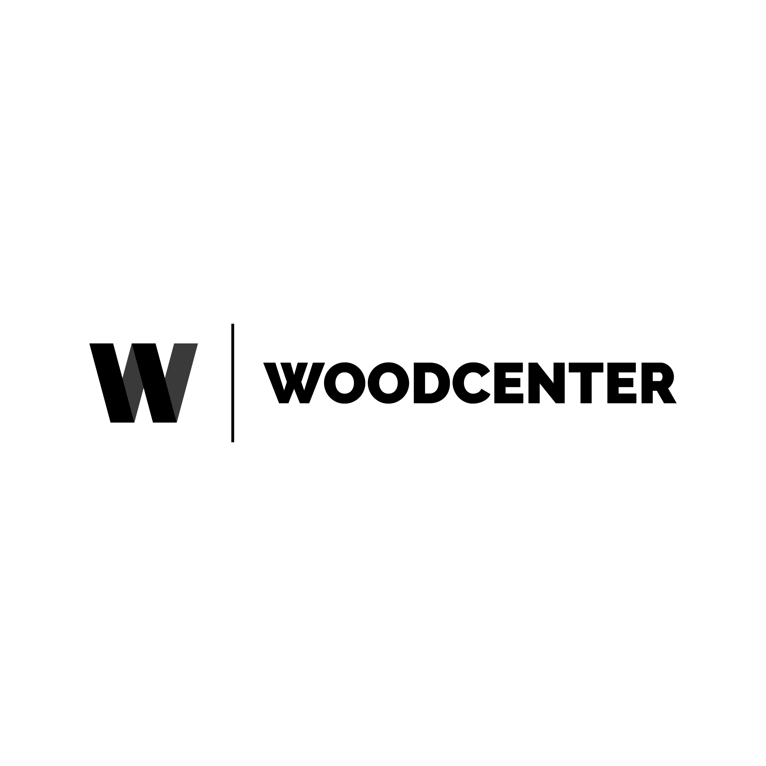 Woodcenter logo