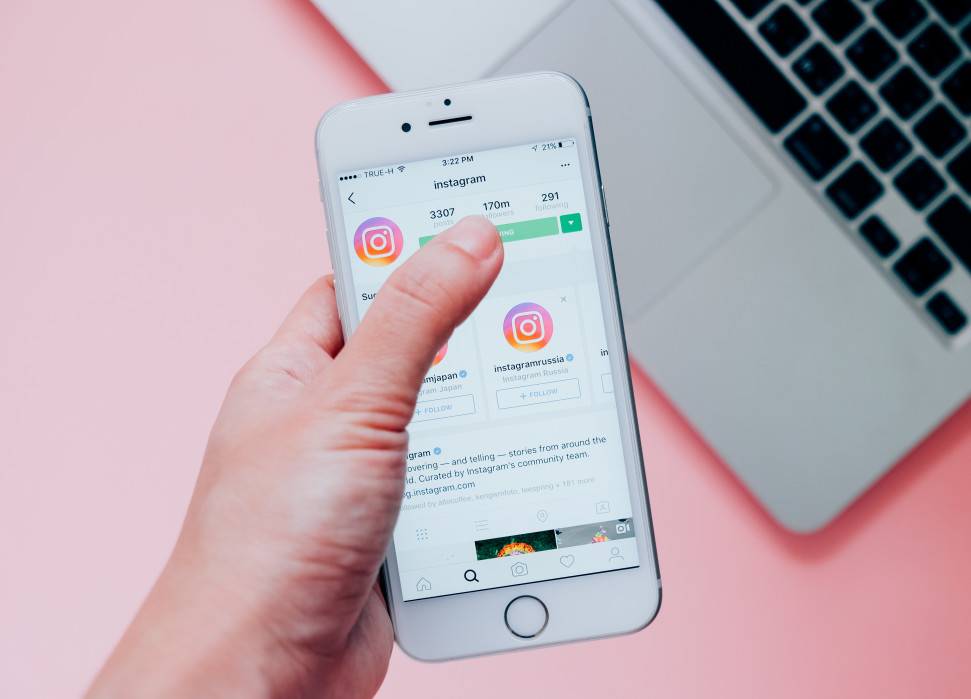 Instagram sociale media kanalen